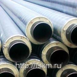 Трубы в ППУ 219/315 изоляции с оцинкованным внешним защитным слоем